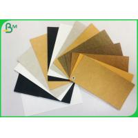 Quality Tear Resistance And Durable 0.55MM Washable Kraft Paper For Wallet for sale