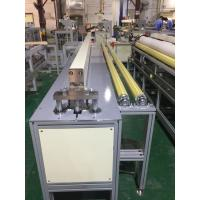 China 3.2 M /4M  cutting machine for fabric roller blinds / zebra blinds cutting table / fabric blinds cutting down table on sale