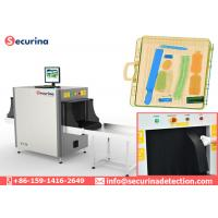 China 38-40AWG Resolution X Ray Baggage Scanner Machine 140KV With Color Scanning Image on sale