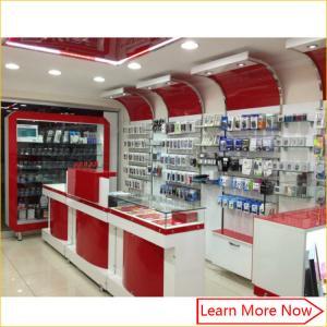 mobile phone shop interior design,mobile phone shop decoration