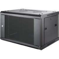 Buy cheap DDF CCTV Rack Wall Mounted Data Cabinet Above 75% Ventilation Rate from wholesalers
