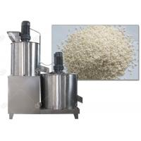 Quality Black Sesame Seed Peeling Nuts Roasting Machine / Sesame Skin Peeler for sale