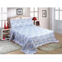 Quality Household Printed Quilt Set Lightweight 220x240 / 240x260cm Machine Washing for sale