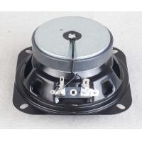 Quality 30W RMS Power 4 Inch Coaxial Speakers , 4 Inch Car Audio Speakers 8 Oz Magnet for sale