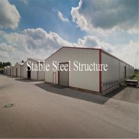 Quality Pre Engineered Steel Structure Storage Warehouse Building with Low Cost for sale