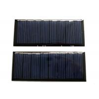 Quality Mini Solar Panels / Epoxy Resin Solar Panel For Electric Torch Lighting for sale