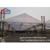 Quality Big Strongly Aluminum Stage Truss Structure , Durable Event Lighting Truss for sale