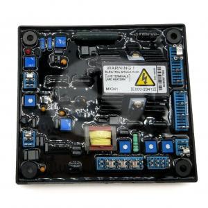 Buy China Generator Alternator Automatic Voltage Regulator AVR MX341 at wholesale prices