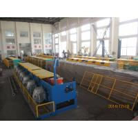 Quality Automated Copper Wire Drawing Machine , Horizontal Welding Rod / Wire Nail Making Machine for sale