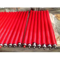 Quality Farm Small Bore Hydraulic Cylinder Yellow Black Blue Color Customized for sale