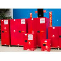 Quality Sheet Steel Chemical Storage Containers 100KG Capacity For Laboratory for sale