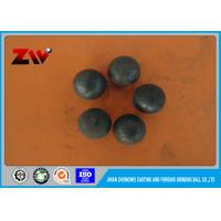 Quality High impact value casting and forging grinding steel media balls B2 / 60Mn /  45# for sale