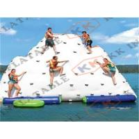 Quality Inflatable Water Game Water Rock Climbing Wall for sale
