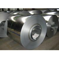 Quality High Strength Steel Plate Aluminium Colour Coated Coils / Galvanized Steel Coil for sale