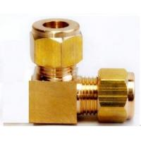 China Elbow Brass High Pressure Fog Nozzles For Copper Pipe / Stainless Steel Pipe / PE Tube on sale