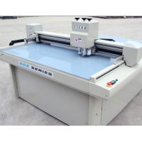 Buy Paper corrugated foam board sample maker cutting machine at wholesale prices