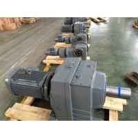 Quality High Efficiency Helical Gear Reducer Gearbox , Sew Electric Industrial Gear Motor for sale