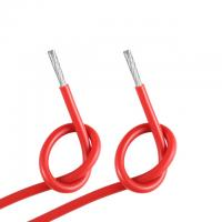 China Fire Rated Silicone Insulated Test Lead Wire 26AWG-12AWG 0.3mm-2.5mm For Option for sale