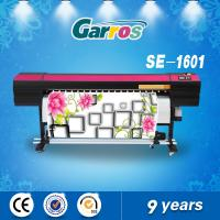 Quality Removable Vinyl Sticker Printing Machine with 1.6m / 1440dpi / fast speed for sale