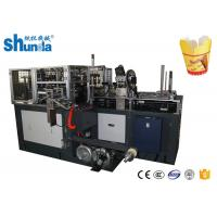 Quality Production Speed 80 Disposable Paper Material Kebab Box Making Machine for sale