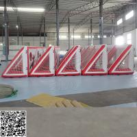 Quality Customized Color Pvc Inflatable Penalty Shootout Soccor Gate For Soccer Filed for sale