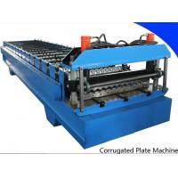 Quality corrugated steel roofing sheets machine for sale