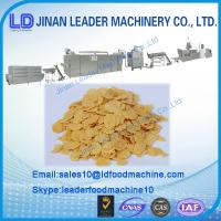 Quality Breakfast cereal corn flakes processing machine/equipment for sale