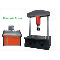 Quality Static Manhole Cover Automatic Compression Testing Machine for sale