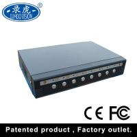 China Vehicle Blackbox CCTV Mobile DVR With Hard Drive NTSC/PAL Video System on sale