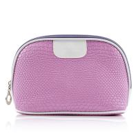 Quality Fashionable Travel Cosmetic Bags Shell Shape 22x14.5x8 CM size For Ladies for sale