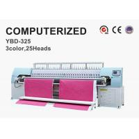 Quality 360 Degree Computerized Quilting And Embroidery Machine For Car Cushion Sewing for sale
