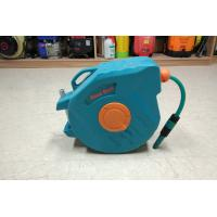 Buy cheap Plastic Retractable Garden Hose Reel / Automatic Hose Reel CE Certificate from wholesalers