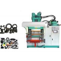 Quality FIFO Hydraulic Press Vertical Rubber Injection Molding Machine 600 Ton 2200 * 2800 * 3500mm for sale