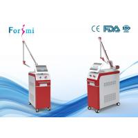 Quality 3 Wave length Q-switched nd yag laser tattoo removal machine CE approved !! for sale