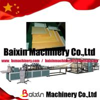 Quality Bubble Film /Kraft Paper Mailer Bag Making Machine for sale