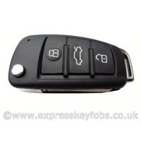 Quality mercedes replacement flip auto transponder keys with stable performance for sale
