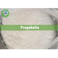 Quality USP Standard 99% Raw Materials Powder Pregabalin White Crystalline Powder Pregabalin Antiepileptic drugs Pregabalin for sale