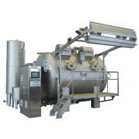 China Low Liquor Ratio Dyeing Machine , High Temperature Overflow Dyeing Machine on sale