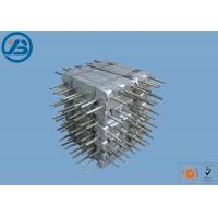 Quality CE Magnesium Alloy Anodes 99.9% 99.5% 99.8% Magnesium Alloy Sacrificial Anode for sale