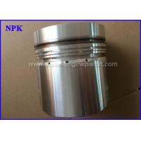Heavy Duty Komatsu Engine Parts S6D105 - 1 , Car Engine Piston With