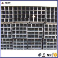 Quality High quality Q235 cold rolled square tube bs 1387 galvanized steel pipe Machine for sale