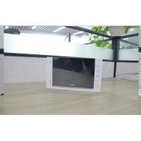 Quality Ultra Thin Fashion White door security camera with monitor with HD screen for sale