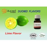 Quality True Rich Lemon Food Flavouring Green Lemon Flavored Lime Taste for sale
