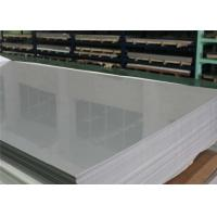 China Hot Rolling Duplex Stainless Steel Plate / Sheet For Building Materials on sale