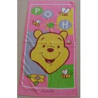 Quality 100% cotton printed beach towel for sale