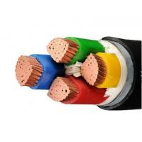 China Copper Core Low Smoke Zero Halogen Wire Four Core XLPE Insulated Ls0h Cable on sale