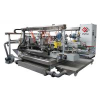 Quality Glass Grinding Machine For Glass Arc R Angle Double Edger / Round Corner for sale