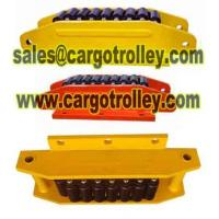 Quality Roller skids details with parameters for sale