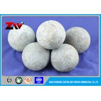 Quality Tecnology forging and casting Sag Mill Grinding Balls , ball mill grinding media for sale