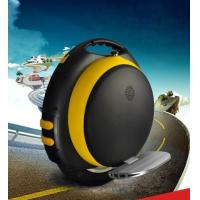 Quality Motorized Single Wheel Gyroscopic Electric Unicycle Scooter Self Balance for sale